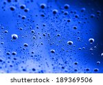 water drop texture   abstract... | Shutterstock . vector #189369506