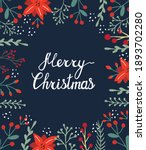 merry christmas and new year....   Shutterstock . vector #1893702280