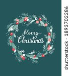 merry christmas and new year....   Shutterstock . vector #1893702286