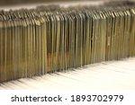 Textile Looms Weaving Linen...