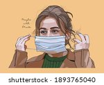 vector illustration of people... | Shutterstock .eps vector #1893765040