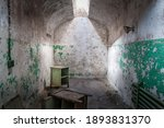 The Eastern State Penitentiary...
