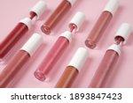 Liquid lipstick  lip gloss in...