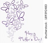 Happy Mother's Day Butterfly...