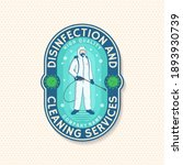disinfection and cleaning...   Shutterstock .eps vector #1893930739