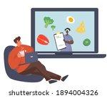 nutrition diet plan....   Shutterstock .eps vector #1894004326