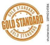gold standard grunge rubber... | Shutterstock .eps vector #1894014586