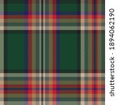 colourful plaid seamless...   Shutterstock .eps vector #1894062190