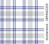 blue glen plaid seamless... | Shutterstock .eps vector #1894062310