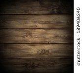 dark wood texture | Shutterstock . vector #189406340