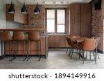 Contemporary interior design of ...