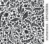 Legumes Seamless Pattern....