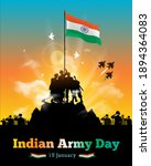 vector illustration of army day ... | Shutterstock .eps vector #1894364083