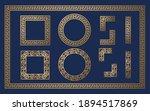 art deco arabic brush... | Shutterstock .eps vector #1894517869