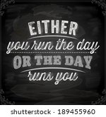 quote typographical background  ... | Shutterstock .eps vector #189455960