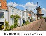 The Town Of 'wijk Bij Duurstede'...