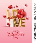 Happy Valentine's Day Banner....