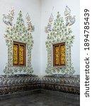Thai Architecture At Wat Phra...