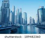 dubai  uae   3 march  2014 ... | Shutterstock . vector #189482360