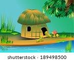 home vector | Shutterstock .eps vector #189498500