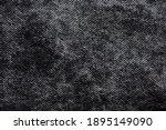 Black Stone Washed Denim Texture