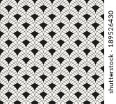 seamless pattern. scaled... | Shutterstock .eps vector #189526430