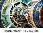 jet engine | Shutterstock . vector #189562286