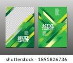 active design layout  template... | Shutterstock .eps vector #1895826736