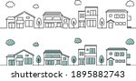 a set of illustrations of a... | Shutterstock .eps vector #1895882743