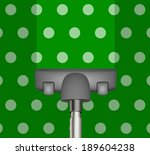 vacuum cleaner drains green...