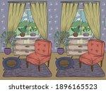 Game Illustration Find 5...