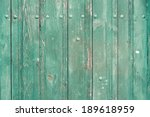 Old Wooden Planks Wall...