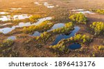 Aerial Drone Image Of The...