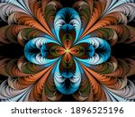Fractal Art That Shows The...