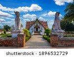 Wat Phumin Is A Unique Thai...