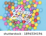 Colorful Birthday Greetings...