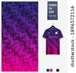 fabric pattern design.... | Shutterstock .eps vector #1896572116