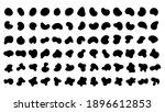 vector liquid shadows random... | Shutterstock .eps vector #1896612853