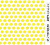 Seamless Pattern Of Yellow...