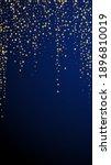 gold stars luxury sparkling... | Shutterstock .eps vector #1896810019