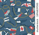 nautical flags and pennants...