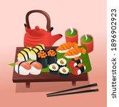 a cartoon vector illustration...   Shutterstock .eps vector #1896902923