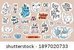 big set of motivational phrases ... | Shutterstock .eps vector #1897020733