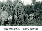 Usa   California   Circa 1895 ...