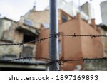 Barbed Wire For Security And...