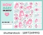 educational game for children.... | Shutterstock .eps vector #1897249993