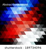 abstract background  | Shutterstock .eps vector #189734096