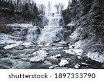 Chittenango Falls View From...