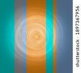 Tree Ring Mandala Background...