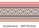 geometric ethnic pattern... | Shutterstock .eps vector #1897421626